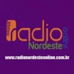 Logo da emissora R�dio Nordeste Online