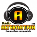 Logo da emissora R�dio Alternativa FM Web
