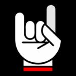 Logo da emissora Rock e Amigos