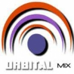 Logo da emissora Rádio Orbital Mix