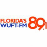 Logo da emissora Radio WUFT Ritmo Latino 89.1 FM HD3