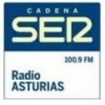 Logo da emissora Cadena Ser Oviedo 1026 AM