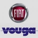 Logo da emissora Rádio Vouga