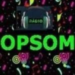 Logo da emissora R�dio Opsom