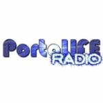 Logo da emissora Rádio Porto Life