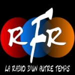 Logo da emissora Radio RFR Fréquence Rétro