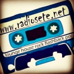 Logo da emissora R�dio Sete Net