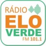 Logo da emissora Rádio Elo Verde 101.1 FM