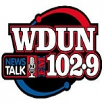 Logo da emissora Radio WDUM 102.9 FM