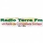 Logo da emissora R�dio Terra 98.7 FM
