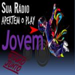 Logo da emissora Rádio Jovem