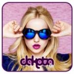 Logo da emissora Dakota FM Brasil