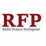 Logo da emissora Rádio Franco Portugaise