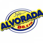 Logo da emissora Rádio Alvorada 88.5 FM
