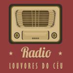 Logo da emissora Rádio Web Louvores do Céu