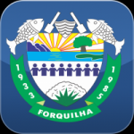 Logo da emissora C�mara Forquilha