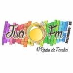 Logo da emissora R�dio Ju� 104.9 FM