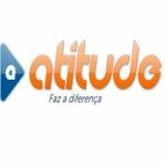 Logo da emissora R�dio Atitude