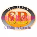 Logo da emissora Rádio Sertão Brasileiro