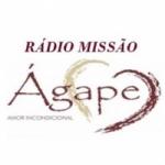 Logo da emissora R�dio Miss�o �gape
