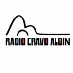 Logo da emissora Rádio Cravo Albin