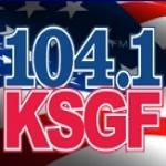 Logo da emissora KSGF 1260 AM