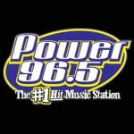 Logo da emissora KSPW 96.5 FM