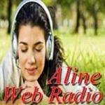 Logo da emissora Aline Web Radio Super Sertaneja