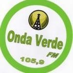 Logo da emissora R�dio Onda Verde 105.9 FM