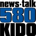 Logo da emissora Radio KIDO 580 AM