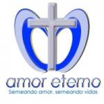Logo da emissora Rádio Amor Eterno Alagoas