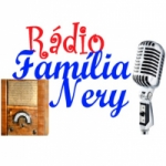 Logo da emissora R�dio Fam�lia Nery