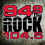Logo da emissora Radio KZKY 104.5 FM