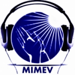 Logo da emissora Rádio Web Mimev
