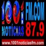 Logo da emissora 1001 Notícias FM