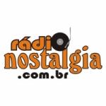 Logo da emissora R�dio Nostalgia
