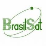Logo da emissora Rede Brasil Sat