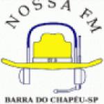 Logo da emissora Rádio Nossa FM 97.9