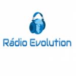 Logo da emissora Rádio Evolution