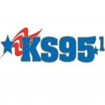 Logo da emissora KTKS 95.1 FM