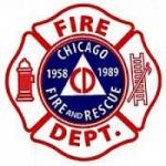 Logo da emissora Radio Scanner Chicago Fire