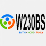 Logo da emissora Radio W230BS 93.9 FM