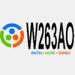 Logo da emissora Radio W263AO 100.5 FM