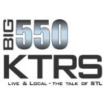 Logo da emissora KTRS 550 AM