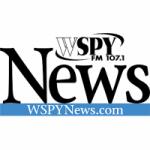 Logo da emissora Radio WSPY 107.1 FM