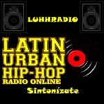 Logo da emissora Radio Latin Urban Hip Hop