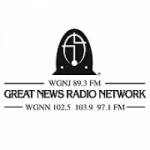 Logo da emissora Radio WGNJ 89.3 FM