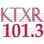 Logo da emissora KTXR 101.3 FM