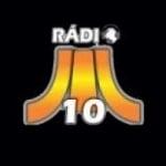 Logo da emissora Rádio JM 10