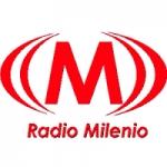 Logo da emissora Radio Milenio Artigas